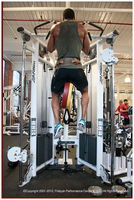 Eccentric training