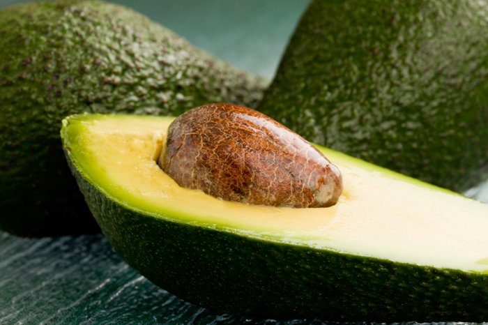 High Fat foods such as Avacado helps lose fat