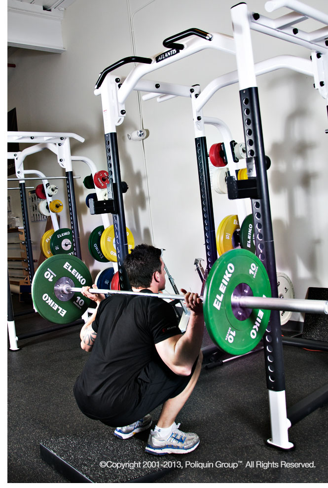 Do Full Squats To Build Stronger, Leaner Legs