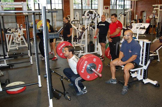 Tony Parra is a Level 5 PICP coach who rehabilitated his knee injuries with full squats.