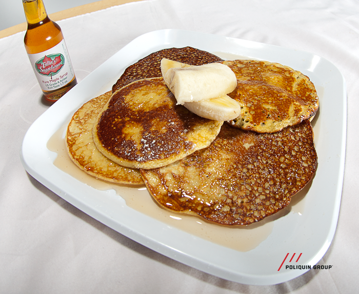 Simple Flourless Banana Pancakes